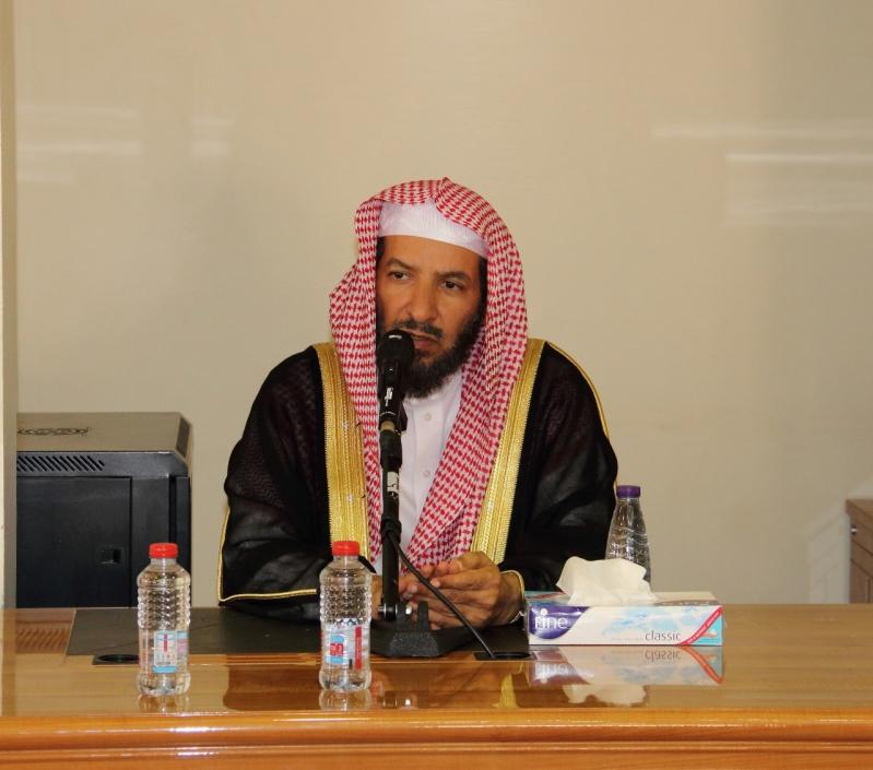 الشيخ الشثري يزور حرس الحدود في الشمالية: شرف عظيم كونكم ضمن حماة الوطن