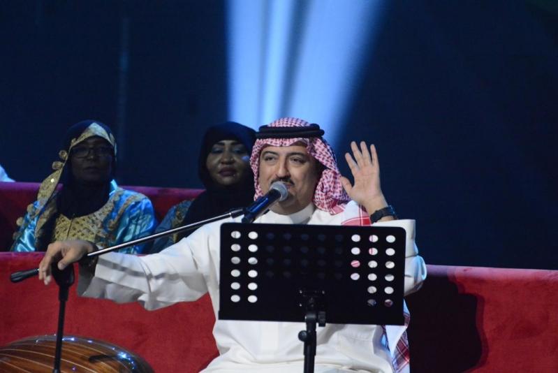 اسدال الستار عن جلسات الرياض .. أنغام وأصيل والمطرف في مسك الختام