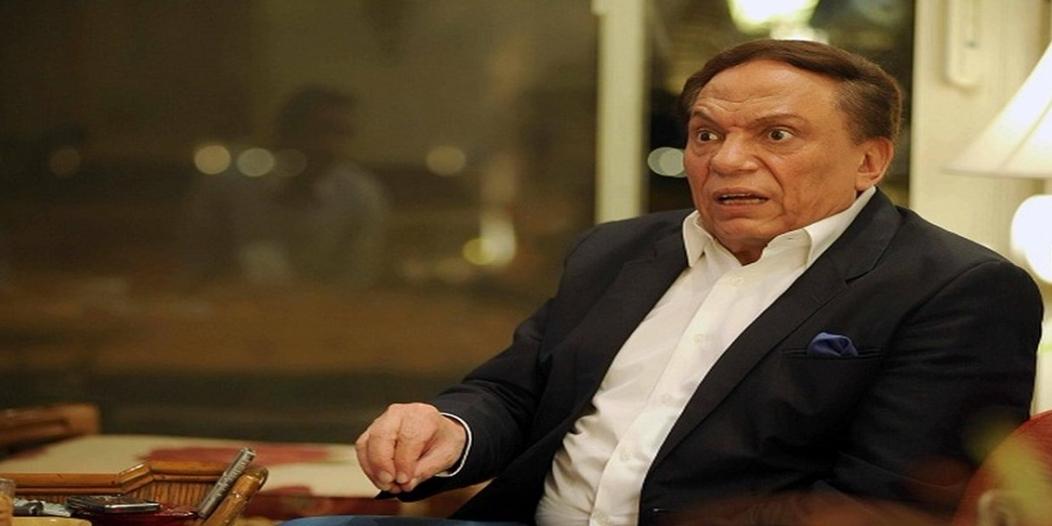قصة أزمة محمود ياسين وعادل إمام بسبب صاحب السعادة!