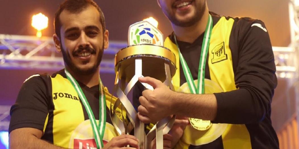 الاتحاد يتوج بطلًا لكأس الأمير محمد بن سلمان الإلكتروني