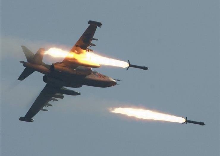 طائرات التحالف تكبّد ميليشيا الحوثي قتلى وجرحى في حرض
