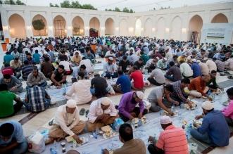 التفطير في جوامع الرياض إكرام للصائم وكسب للأجر - المواطن