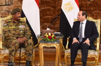 السيسي والبرهان مصر