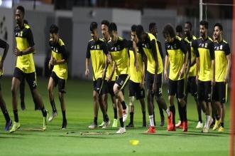 سييرا يدفع بالقوة الضاربة في مباراة الاتحاد ضد الوحدة - المواطن