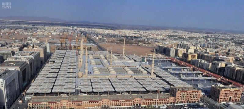 عقارات الدولة تطرح فرصتين استثماريتين قرب المسجد النبوي