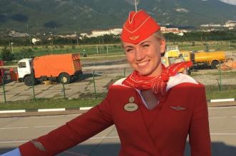 شجاعة مضيفة الطائرة الروسية المنكوبة تتصدر حكايات رحلة الموت - المواطن