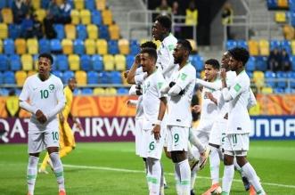 المنتخب السعودي للشباب 11