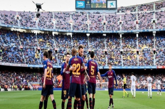 برشلونة يتألق ضد خيتافي ويفوز بثنائية - المواطن