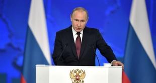 بوتين: روسيا ليست فرقة إطفاء وإيران أخطأت