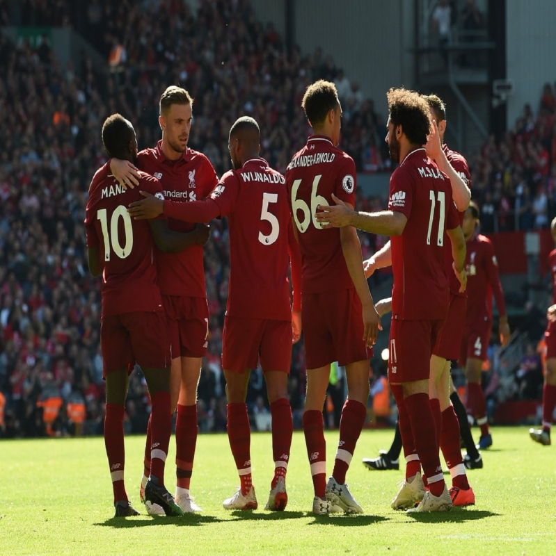 ترتيب الدوري الإنجليزي 2019 يدفع ليفربول للتألق أوروبيًّا - المواطن