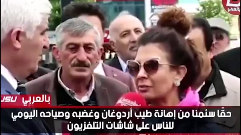 فيديو.. الأتراك خائفون من أردوغان: حقًا سئمنا منك