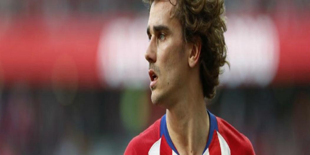 جريزمان رفض برشلونة وأتلتيكو مدريد أجبره على الرحيل