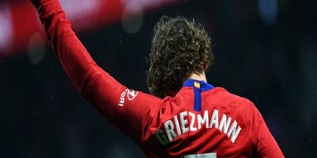 أتلتيكو مدريد يعلن رحيل جريزمان رسميًا