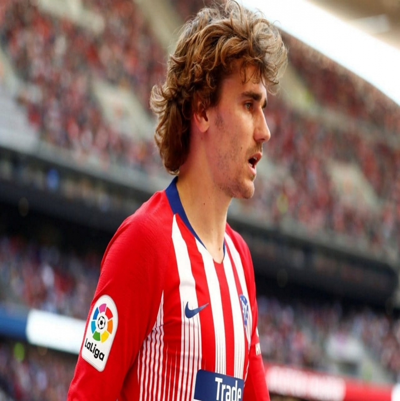 جريزمان رفض برشلونة وأتلتيكو مدريد أجبره على الرحيل - المواطن