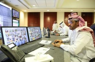 رئاسة المسجد النبوي تكثف جهودها خلال رمضان بالمراقبة الذكية - المواطن