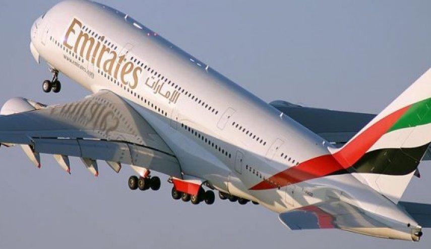 طيران الإمارات تمدد تعليق رحلات المسافرين من الهند