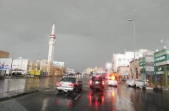 تنبيه من هطول أمطار رعدية على محافظتي الطائف وميسان - المواطن