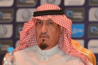 نائب رئيس الهلال عبدالرحمن النمر
