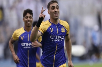 عبدالرزاق حمدالله يدخل تاريخ الدوري السعودي - المواطن