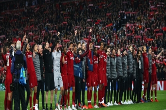 نادي ليفربول يُحقق رقماً استثنائياً على ملعب أنفيلد - المواطن