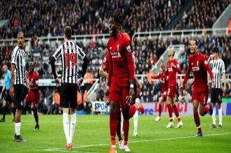 نيوكاسل يونايتد ضد ليفربول .. الريدز يفوز بصعوبة ويتصدر البريميرليج - المواطن