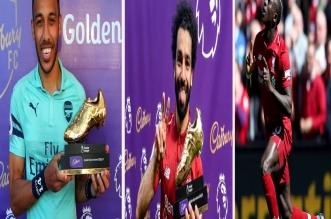هداف الدوري الإنجليزي .. 3 لاعبين يتقاسمون الجائزة - المواطن