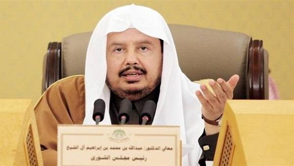 رئيس الشورى: الهجوم على محطتي ضخ النفط يستهدف إمدادات الطاقة والاقتصاد العالمي