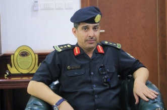 الحربي مديرًا لدوريات حفر الباطن - المواطن