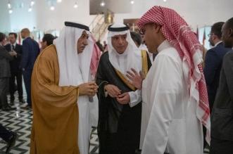 صور.. العساف يُقيم حفل إفطار لرؤساء البعثات الدبلوماسية بالمملكة - المواطن