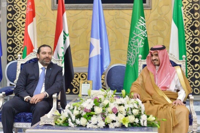 سعد الحريري يصل جدة للمشاركة في القمتَيْن العربية والإسلامية