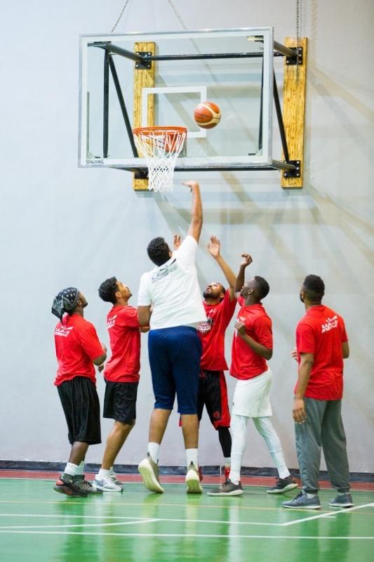 وقت اللياقة تختتم بطولة التحدي الرمضانية لكرة السلة