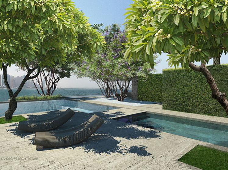 73 مليون درهم سعر شقة فاخرة في دبي
