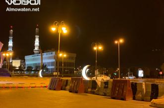 ازدحام مروري في حفر الباطن بعد إغلاق دوار المياه - المواطن