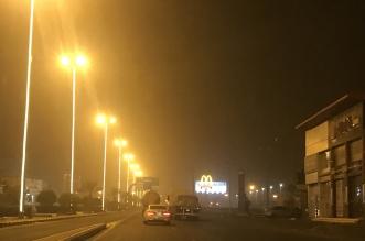 موجة غبار تضرب محايل عسير والأجهزة الأمنية تحذر - المواطن
