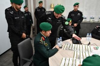 رئيس الحرس الملكي يدشن مركز القيادة والسيطرة في غرفة العمليات الأمنية - المواطن