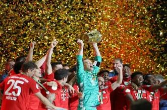 بايرن ميونيخ بطلًا لـ كأس ألمانيا على حساب لايبزيج - المواطن