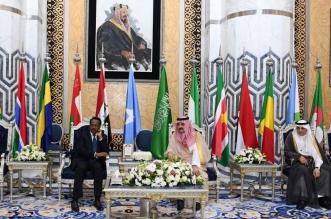 رؤساء موريتانيا وغينيا والصومال والمالديف يصلون جدة - المواطن