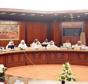 مجلس الشورى يحيل تقارير لجنة الثقافة والإعلام والسياحة والآثار لجدول الأعمال