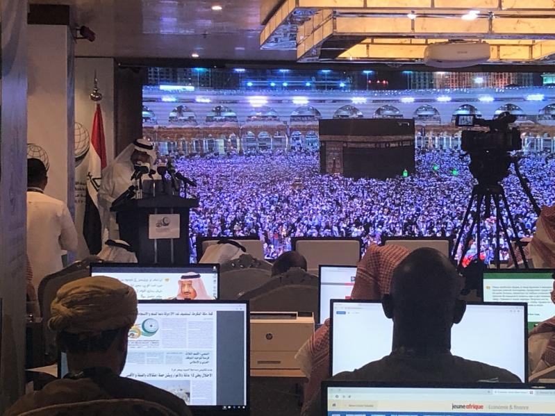 وزير الحج والعمرة : المملكة ترحب بمسلمي العالم أجمع دون تمييز