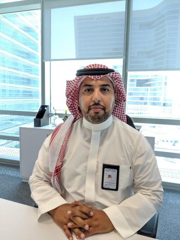 سامي الشمري مديرًا للالتزام في بنك الرياض