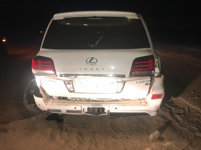 وفاة و 5 إصابات في حادث مروع على طريق الصوارمة بجازان - المواطن