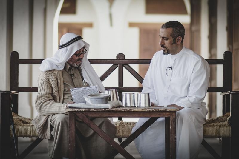 أحمد الشقيري في رحلة استكشاف للمدينة المنورة ضمن فيلم وثائقي - المواطن