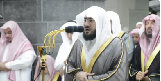 فيديو.. تلاوة خاشعة للشيخ بندر بليلة من تراويح ليلة 11 رمضان بمكة