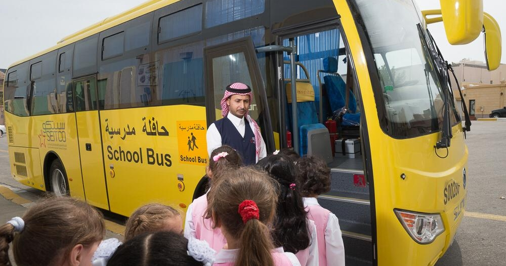 أكثر من 226 ألف طالب وطالبة يستفيدون من النقل المدرسي في الشرقية
