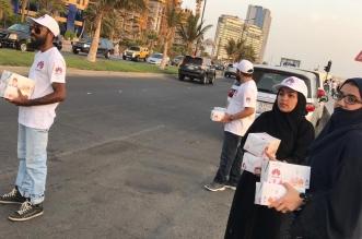 انطلاق حملة توزيع مليون وجبة إفطار صائم للحد من حوادث الطرق - المواطن