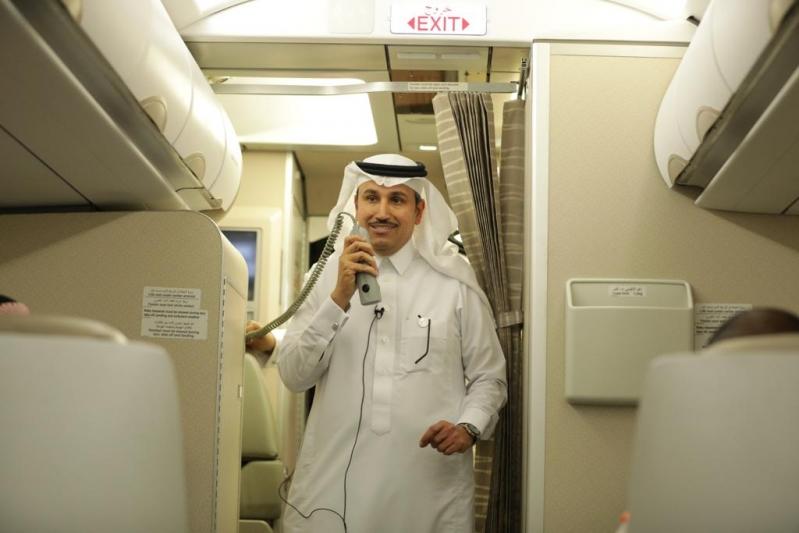 الخطوط السعودية تنهي تحديث طائرات A320 وتزويدها بتقنية الاتصالات الفضائية المتقدمة