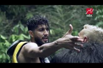 فيديو.. لحظة انفعال فرجاني ساسي في رامز في الشلال - المواطن
