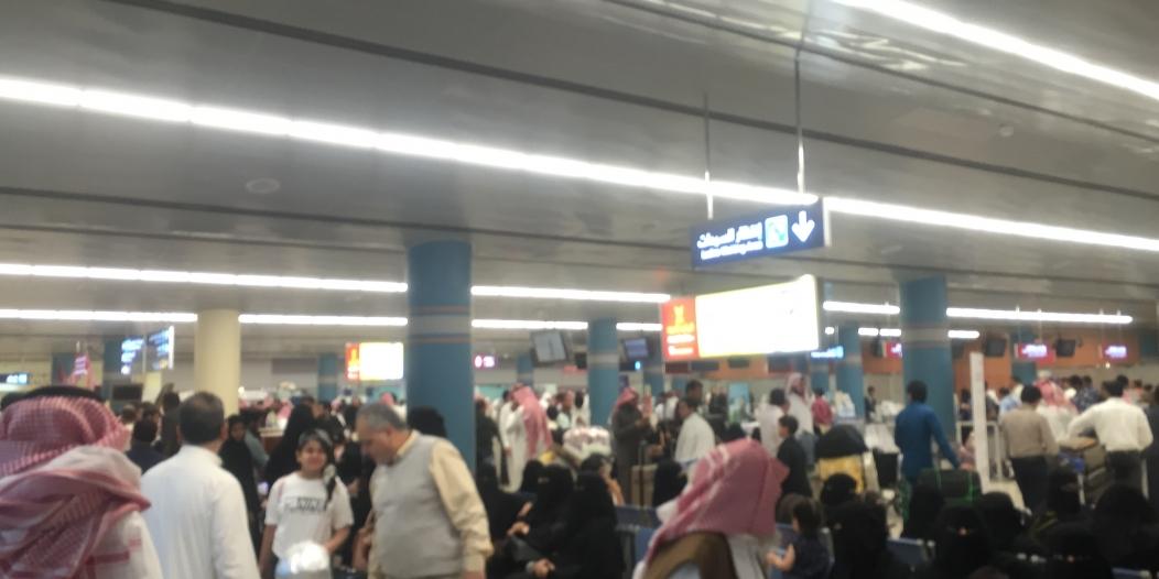 إعلان مطار أبها ي برئ ساحة الخطوط السعودية من تأخير الرحلات صحيفة المواطن الإلكترونية
