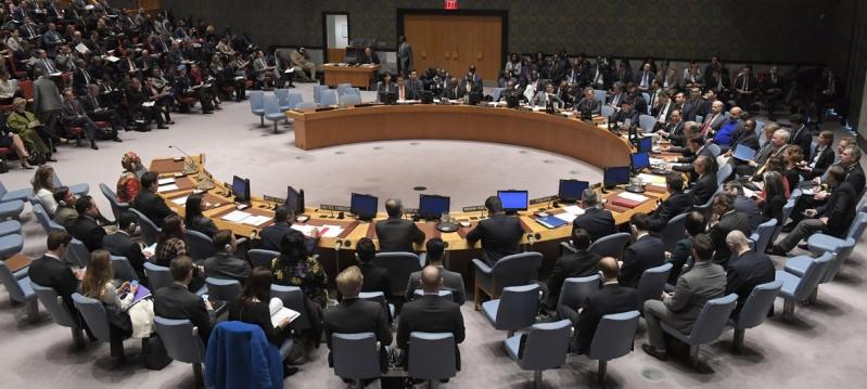 واشنطن تدعو مجلس الأمن لاجتماع مغلق لمناقشة الملف الإيراني