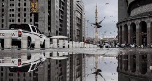 سحب ركامية متسارعة تتحرك شمالًا وكراني: احذروا شدة الأمطار